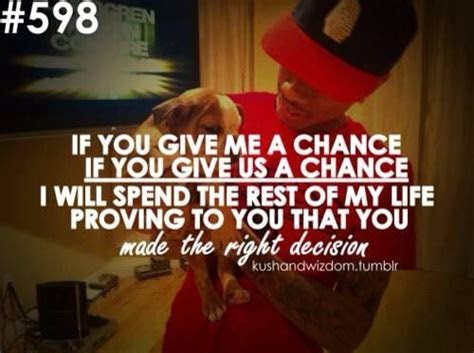 Give Him Another Chance Quotes