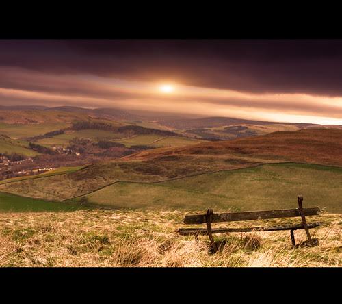 bench por Darren-Muir