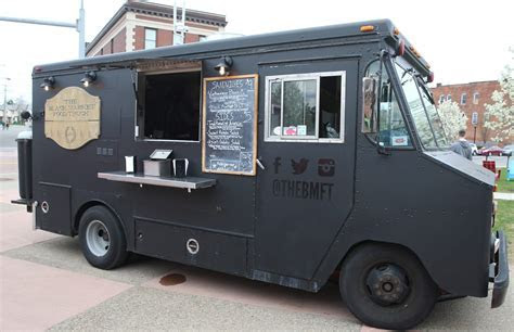 The Buffalo News food truck guide: The Black Market ? The