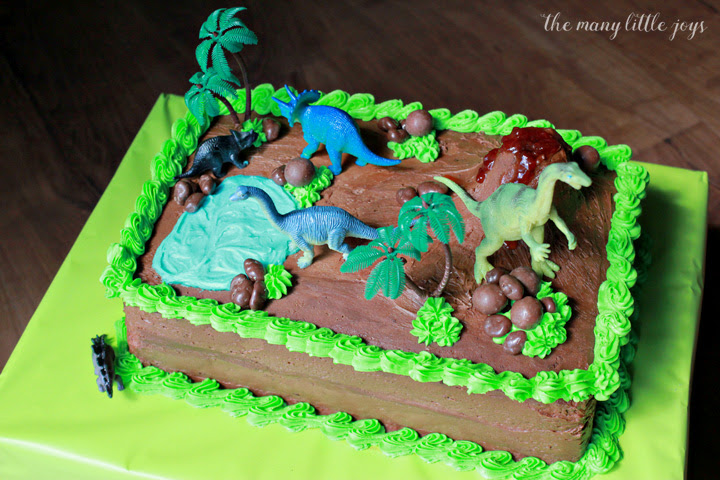 Simple Kids Birthday Cake Mum In The Madhouse