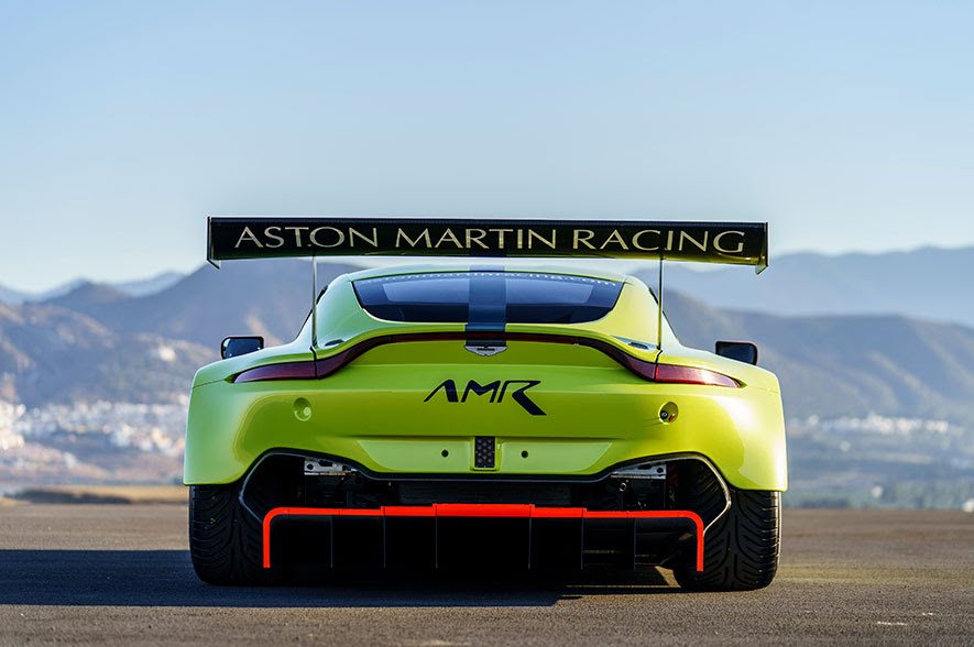 Vantage Gte By Aston Martin Racing