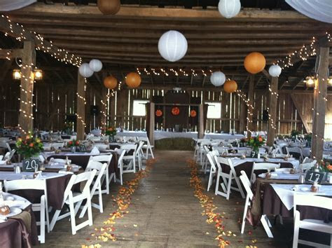 Thoughts of a Wedding DJ: Rustic Barn Reception in McHenry, MD