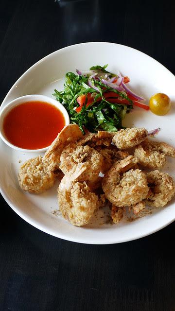 singapura fried shrimp