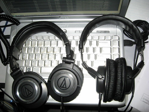 Audio Technica ATH-M50 VS ATH-M30
