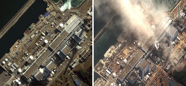 japan quake aftermath