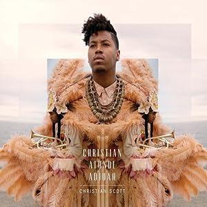 Christian Scott - Christian aTunde Adjuah  cover
