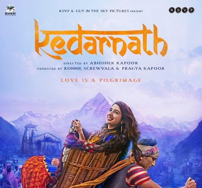 Кедарнатх / Kedarnath / 2018 / ПМ / WEB-DLRip