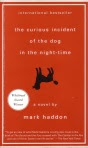 Curious Incident of the Dog in the Night-Time cover
