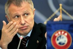 Суркис опроверг слухи о возможном президентстве в UEFA
