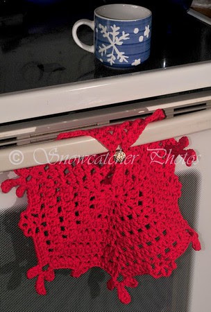 Redcliff Dish Cloth