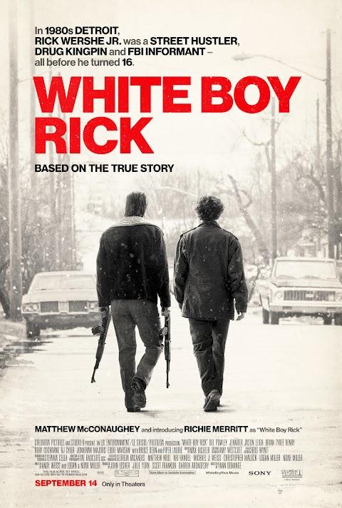 Where Was White Boy Rick Filmed