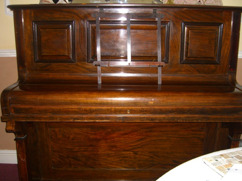 Image result for old standing piano
