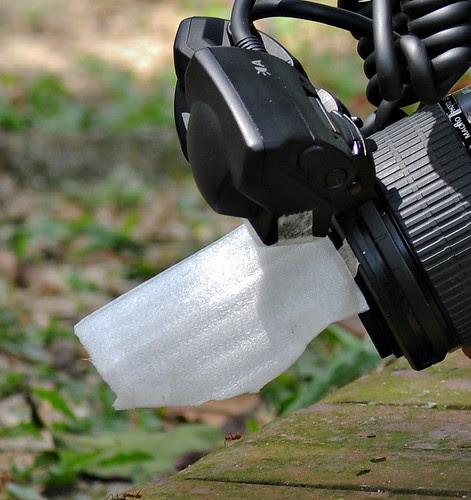 DIY Cup diffuser for MT-24EX