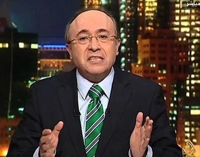 Il giornalista siriano della tv al-Jazeera Faisal Faisal al-Qassem