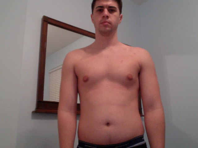 20 percentage body fat male pictures