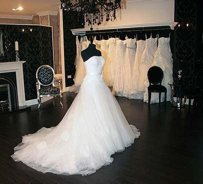 Wedding Dress Shops and Bridal Shops in London and Kent