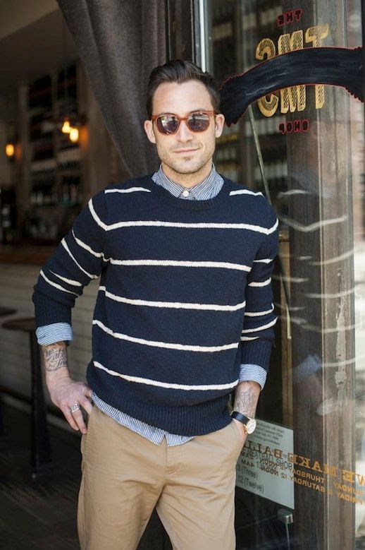 2 25 Stylish Hot Guys In Stripes -- Michael Chernow -- Restaurateur -- Sunglasses -- Mens Style -- Via TSB men photo 2-25-Stylish-Hot-Guys-In-Stripes-Michael-Chernow-Restaurateur-Sunglasses-Mens-Style-Via-TSB-Men.jpg