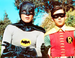 1966 Batman TV show cast