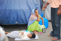For The Muslim Beggar Ramzan 2009 2010 2011 2012 Is All The Same by firoze shakir photographerno1