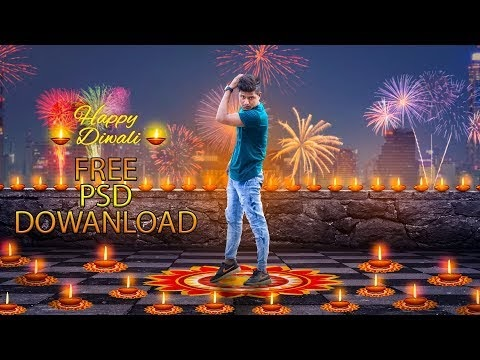 DIWALI GIFT FREE DOWNLOAD PSD FILE FOR DIWALI SPECIAL FREE EDITING