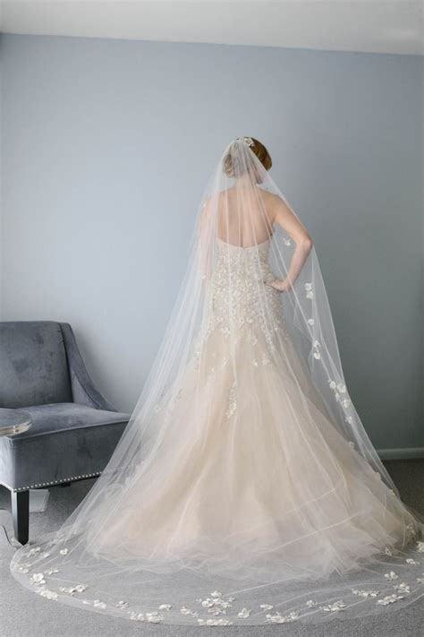 25  best ideas about Cathedral Length Veil on Pinterest