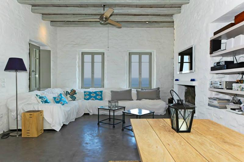 Amazing Greek Interior Design Ideas 40 Images Decoholic