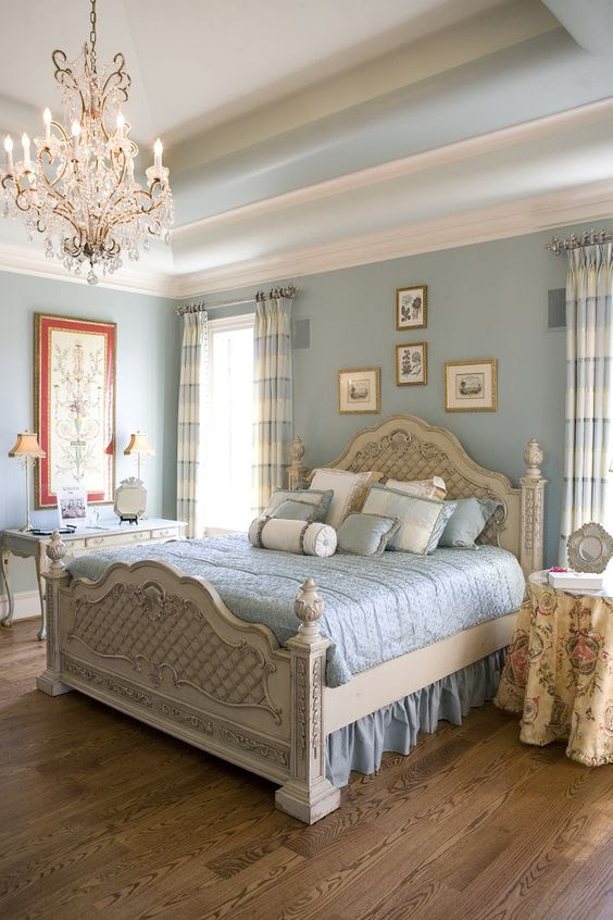 21 Blue And Gold Bedroom Ideas That Will Inspire You ...