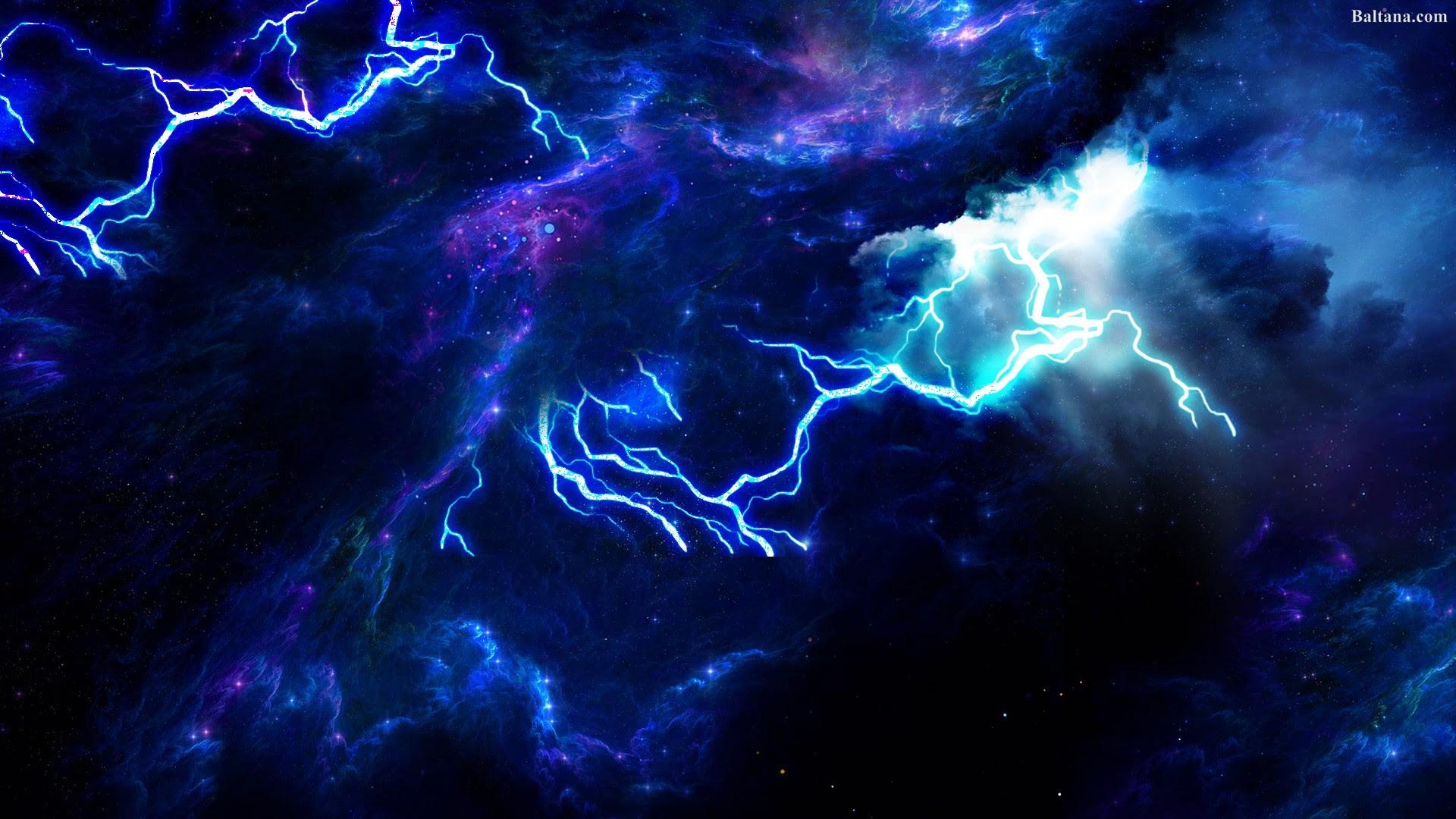 Cool Lightning Backgrounds (73+ images)