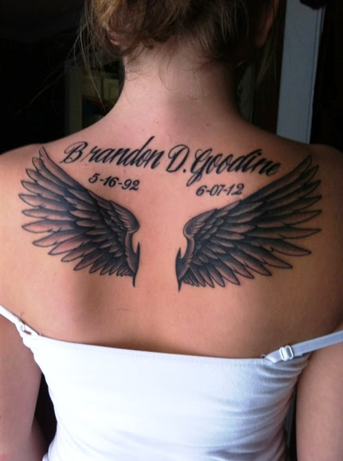15 Wings Tattoos For Women Flawssy