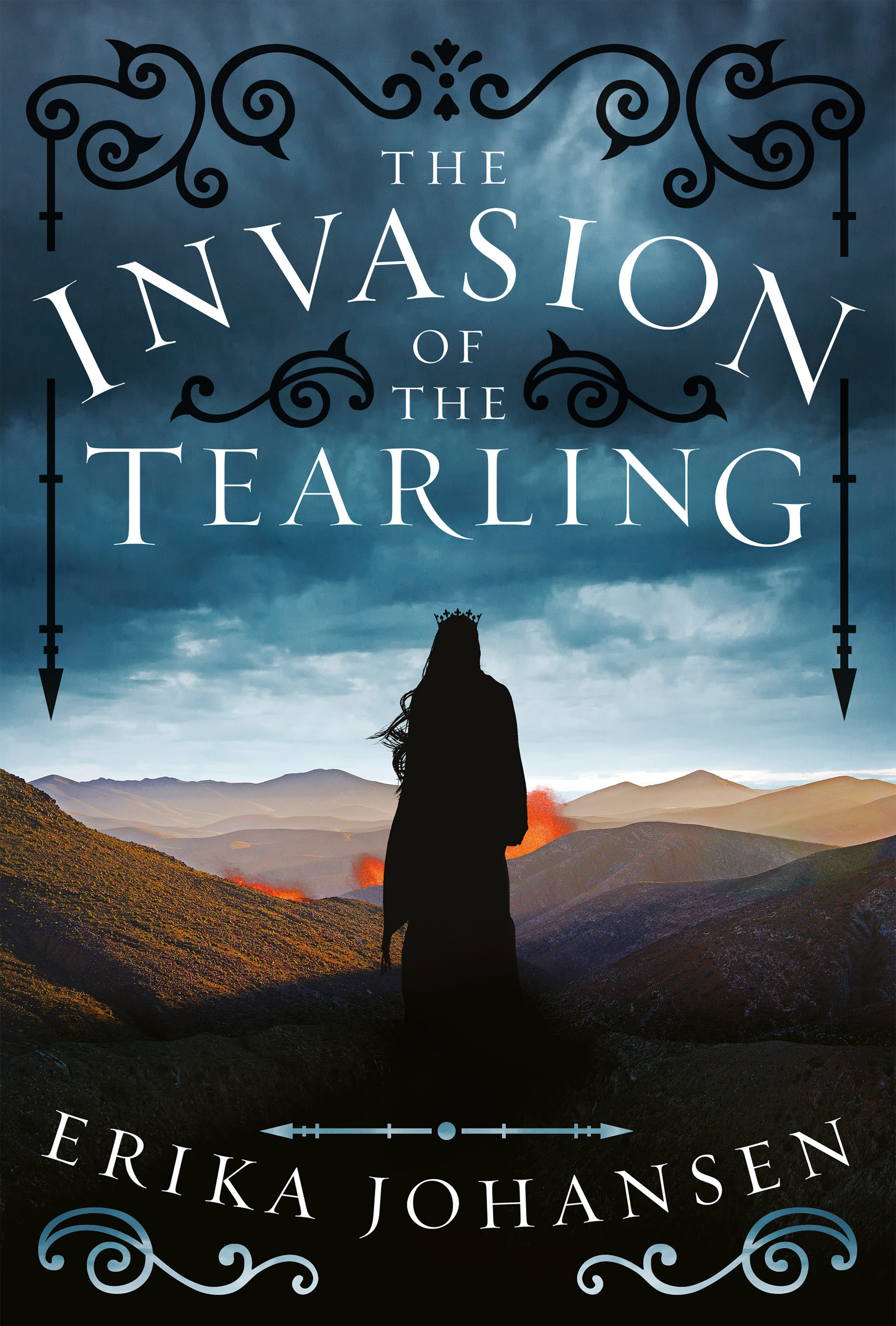 Risultati immagini per the invasion of the tearling