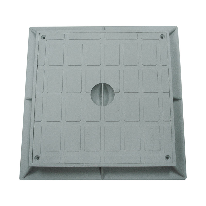 Plumbing Drain Cover With Frame 35 X 35 Hd