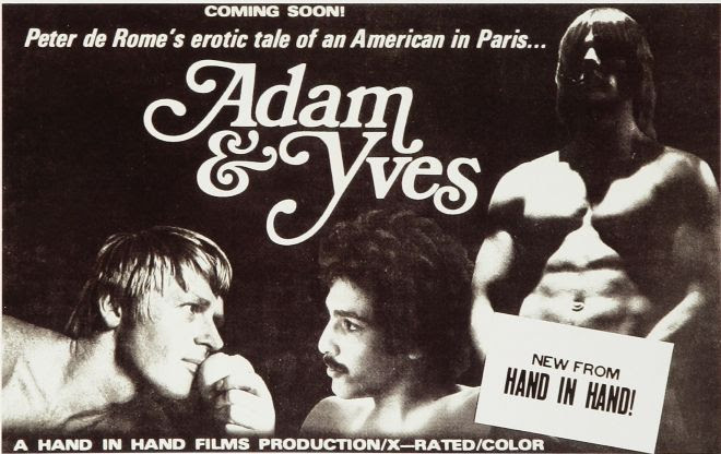 Image result for adam and yves