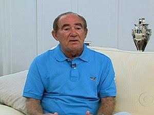 Renato Aragão (Foto: reprodução Jornal da Globo)