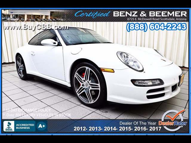 2008 Porsche 911 Carrera 4s For Sale In Scottsdale Az 2009