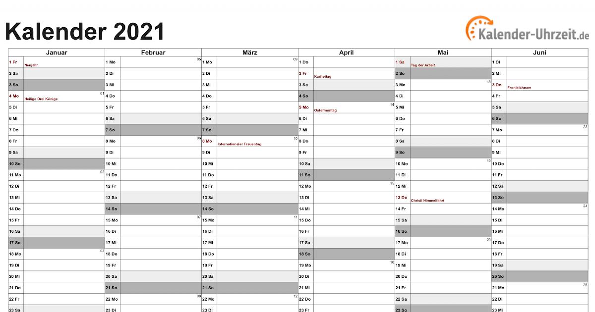Kalenderblatt 2021 März : KALENDER MARZ 2021 : MARZ ...