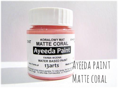 http://13arts.pl/pl/p/Ayeeda-Paint-Matte-Coral/257