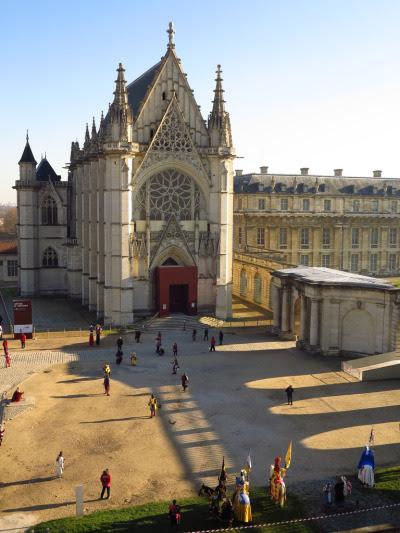 Sainte Chapelle de Vincennes, France (by Ackteon)
