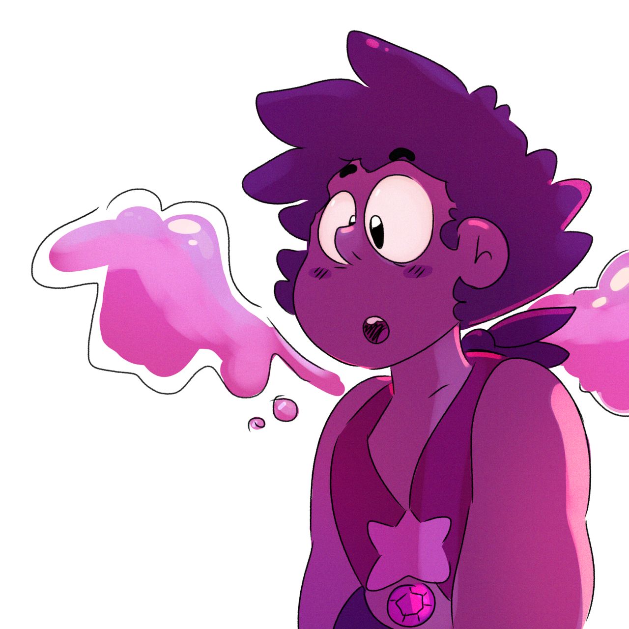 Lapis and Steven fusion