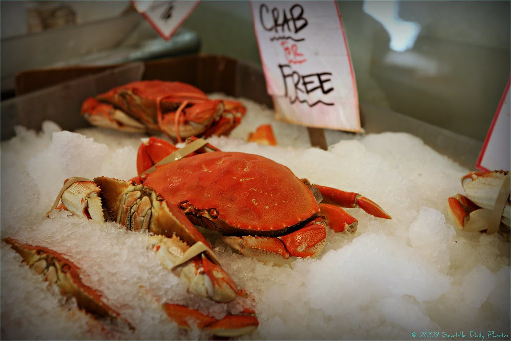Crab for Free