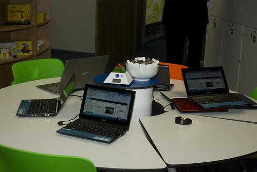 Future Classroom Lab launch
