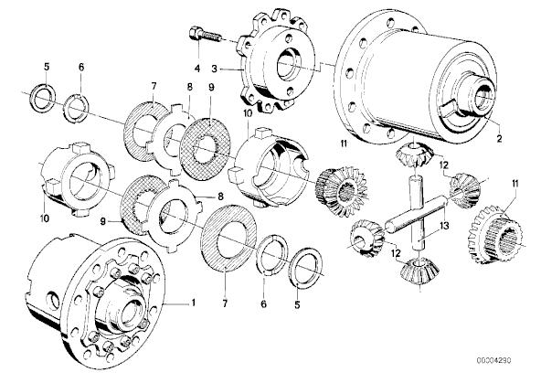 Youan: Bmw E30 Flywheel Torque Specs
