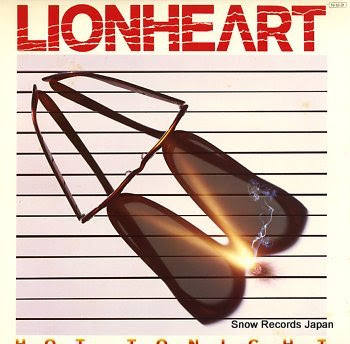LIONHEART hot tonight