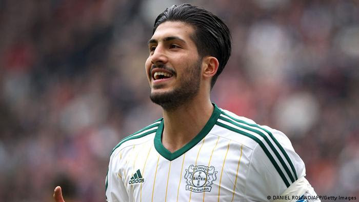 Emre Can Leverkusen