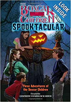 The Boxcar Children: The Spooktacular Special