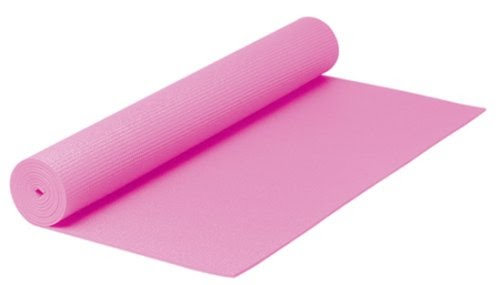 Valeo Yoga Mat Pink Exercise Mats Shopping