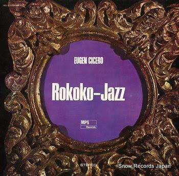 CICERO, EUGEN rokoko jazz