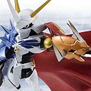 Nxedge style [DIGIMON UNIT] Digimon Adventure Our War Game! Omegamon /