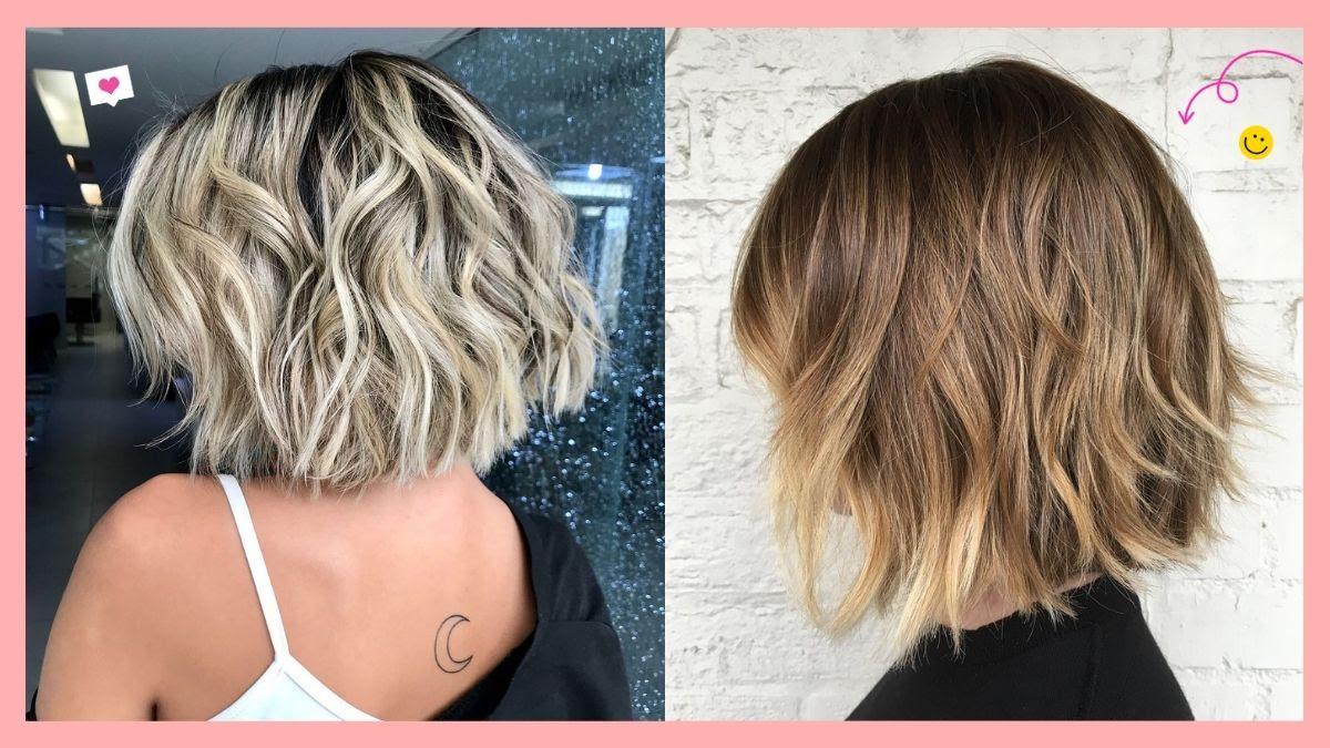 List Hair Color Ideas For Short Hair