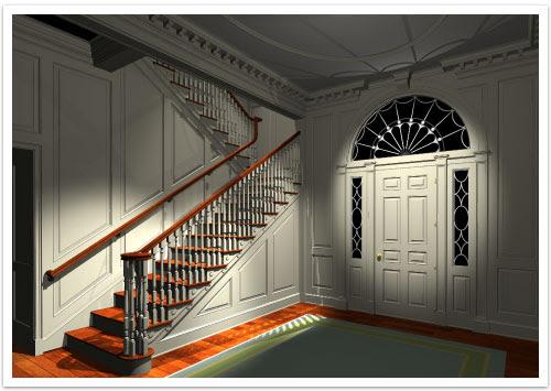 http://www.twoodman.com/Federal-Style-Home.jpg