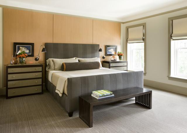 Logan Circle Modern - transitional - bedroom - dc metro - by JD